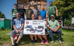 Oldtimer-Freunde Harmerz starten Aktion für Flutopfer: Wir wollen helfen!