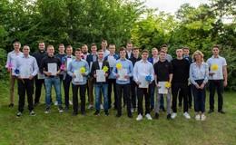 Ferdinand-Braun-Schule (FBS) Fulda verabschiedet 113 Absolventen