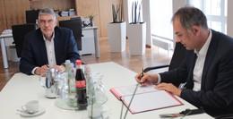 Neuer Geschäftsführer des Kreiskrankenhauses: Volker Röhrig (54)