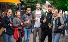 Buntes Programm am Samstagabend auf dem Petersberger Bürgerfest