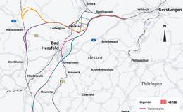 Bahnstrecke Fulda-Gerstungen: Vier Trassenvarianten noch möglich