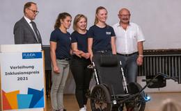 Fuldaer Inklusionspreis 2021: Katha-Mobil machte das Rennen