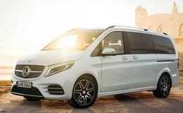 Die neue Mercedes-Benz V-Klasse - Für alle, die auf innere Größe stehen