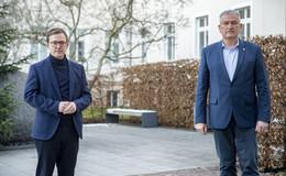 Landrat Woide und Gesundheitsdezernent Schmitt: Wir müssen uns wappnen!