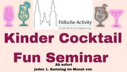 Gewinnen Sie einen von vier Plätzen für das Kinder Cocktail Fun Seminar
