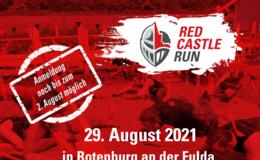 Gewinnen Sie 3 Gutscheine für den RED CASTLE RUN in Rotenburg a.d.Fulda