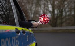 Fast 70 km/h zu schnell - Fahrverbot und Geldbuße
