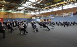 Neues Kapitel für Rotenburg: Bundespolizei bildet in der Fuldastadt aus