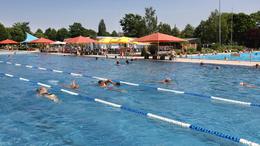 Freibad Rosenau zieht Saison Bilanz - Schließung am 12. September