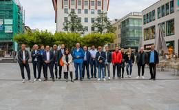 Christdemokraten diskutieren über die Zukunft der Fuldaer Innenstadt