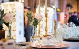 Hochzeitsmesse auf Schloss Fasanerie