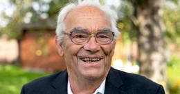 IG Metall Nordhessen ehrt August Hohmann (91) aus Schenklengsfeld