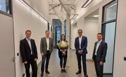 GLS International bezieht neue Räumlichkeiten im Bad Hersfelder Schilde-Park