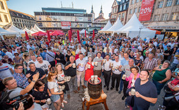 Positiver Ausblick auf 2022 - City Marketing plant tolle Events in der Innenstadt
