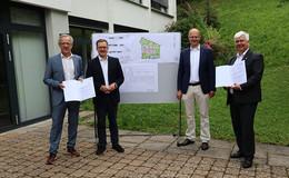 Rund eine Million Euro für Kitas in Dipperz und Künzell