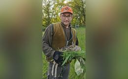 Martin Allendorf rettet Rehkitze: Glänzende Augen der Kinder sind mein Lohn