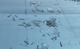 BadePark wieder offen: Das ist Vandalismus pur - Hoher Sachschaden