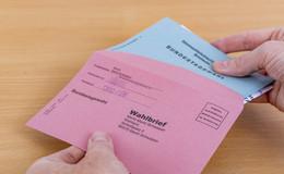 Briefwahl ist gefragt: Wahlbüros arbeiten auch am Wochenende