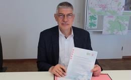 Aktiv gegen den Klimawandel: Vogelsberg ist Klima Kommune Hessen
