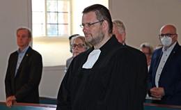 Nach langer Vakanz: Pfarrer Petr Tomášek offiziell in sein Amt eingeführt