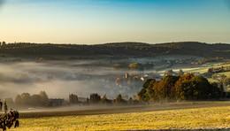 Goldener Oktober: Sonnenschein und Nebel am Wochenende - Bilderserie
