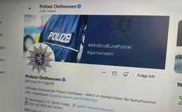 Twitter-Marathon des Polizeipräsidiums Osthessen am Tag des Notrufs