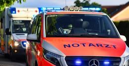 Übergangsrettungswache gefunden: Rettungswagen zieht aus Feuerwehrhaus aus