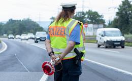 111 Fahrzeuge am länderübergreifenden Sicherheitstag kontrolliert