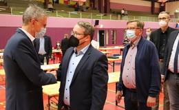 CDU sauer: Dirk Nolls (SPD) Wahl zum Vize-Landrat sorgt weiterhin für Unruhe