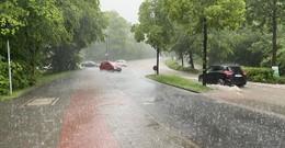 Schwere Gewitter: Warnung vor Unwetter ab Dienstagnachmittag