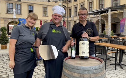 Wein im Schlosshof startet heute Abend in Fulda: es gibt noch Karten!