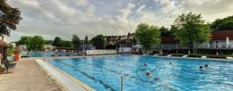 Geistalbad bleibt bis einschließlich 15. September geöffnet