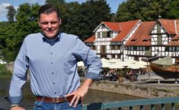 Wilhelm Gebhard will Politik für die Region machen und dabei Vertrauen schaffen