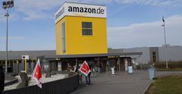 Ab Freitagmorgen: Verdi ruft Amazon-Mitarbeiter zum Streik auf