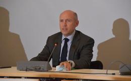 Generalsekretär Manfred Pentz (CDU): Ein ungeheuerlicher Vorgang
