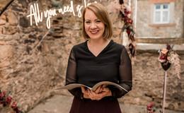 Sabrina Teufel macht Lust aufs Heiraten - Ausbildung als Freie Traurednerin