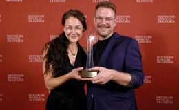 Festspiel-Intendant Joern Hinkel freut sich über dreifache Auszeichnung