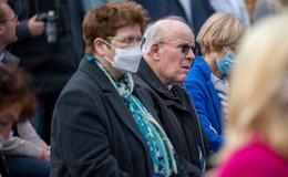 Schock bei Laschet-Auftritt: Ex-OB Wolfgang Hamberger (CDU) umgekippt