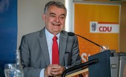 NRW-Innenminister Herbert Reul: Krisen in den letzten Monaten gut gelöst