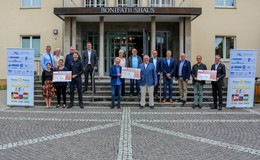 30.000 Euro, die Wunder bewirken: Spendenaktion des Rotary Clubs Rhön