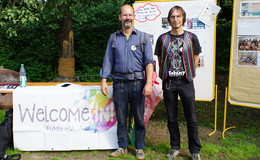 Welcome In! Sommerfestival: Begegnung, Kennenlernen und Reunion
