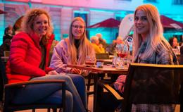 Samstagabend in der Barockstadt: Begeistertes Publikum bei Genusswoche