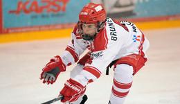 Lauterbacher Vincent Grunewald auf dem Weg zum Eishockey-Profi