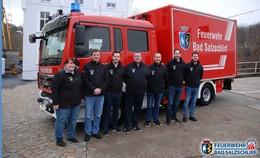 192 Einsätze für die Feuerwehr -  Ehrungen und Beförderungen