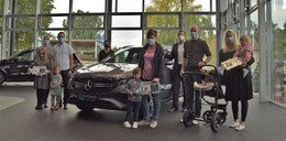 Autohaus Kunzmann und Gerrit Entertainment: Gewinnspiel unterstützt Familien