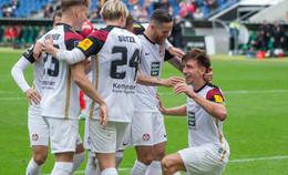 Hanslik Spieler des Spieltags - Trainerentlassung bei Mustafi-Klub
