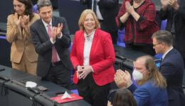 Sie ist die neue Bundestagspräsidentin: Bärbel Bas (SPD)