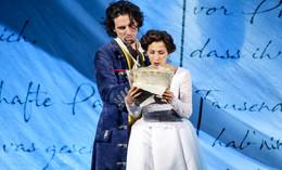Jutta Hamberger zur Musical-Premiere: Goethe – Wild at Heart