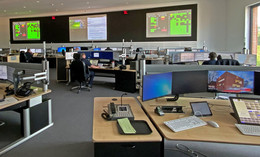 Neue Rettungsleitstelle Fulda am Netz: Die Technik hinter der 112 funktioniert!