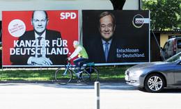Ganz knappe Kiste zwischen Rot und Schwarz: wer regiert jetzt mit wem?